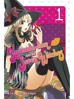 cover image of Yamada-kun and the Seven Witches, Volume 1